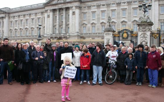 Buckingham Palace Demo